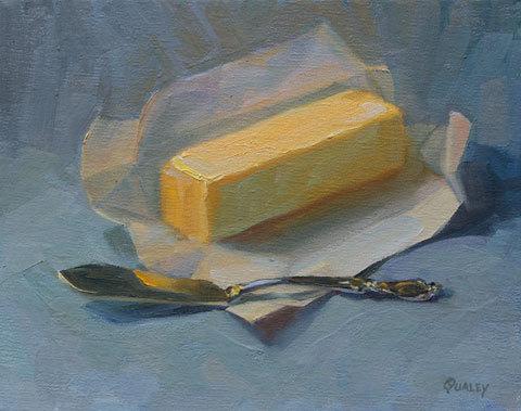 Manteiga é saudável? Porque manteiga é melhor?