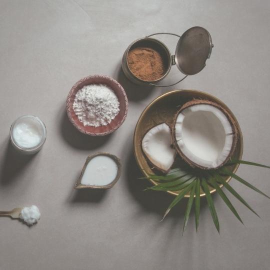 Alimentos de Coco