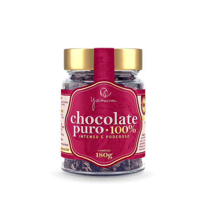 chocolate 100% puro