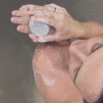 Shampoo em barra & Condicionador
